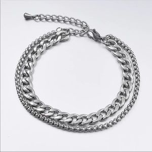Double Link Anklet